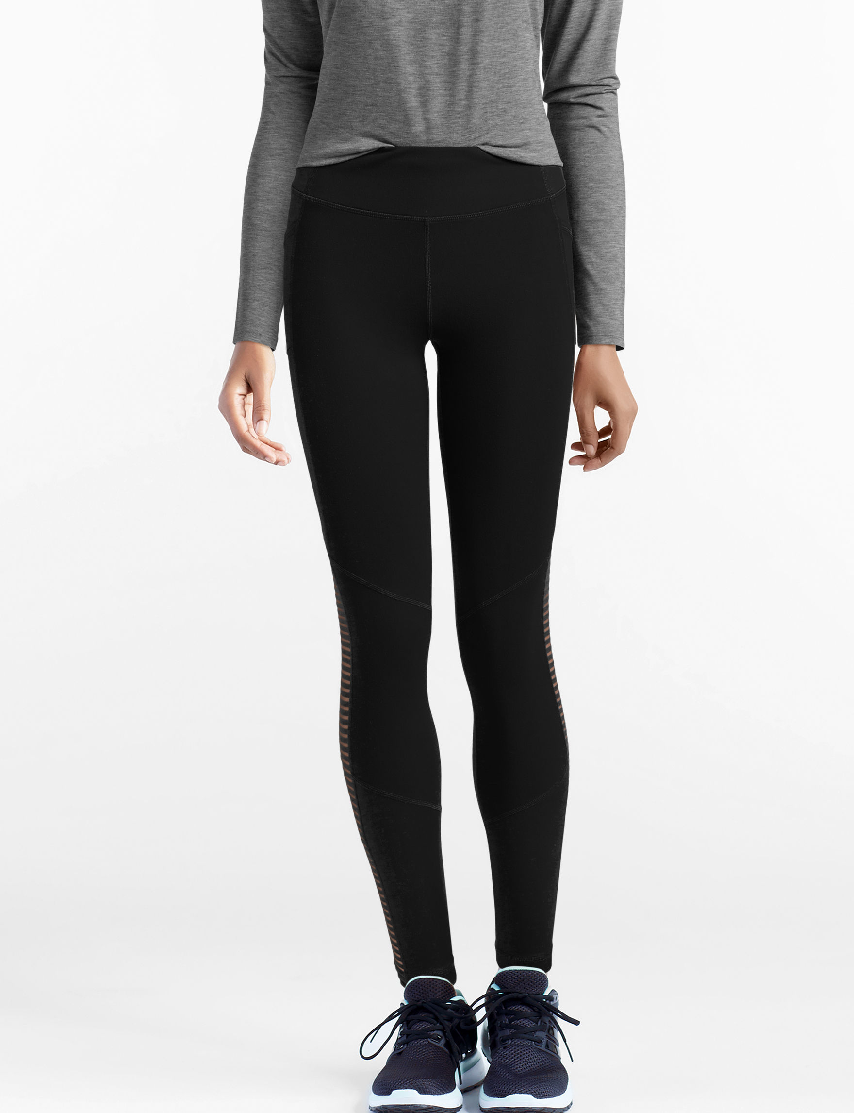 Free 2 B Black Leggings