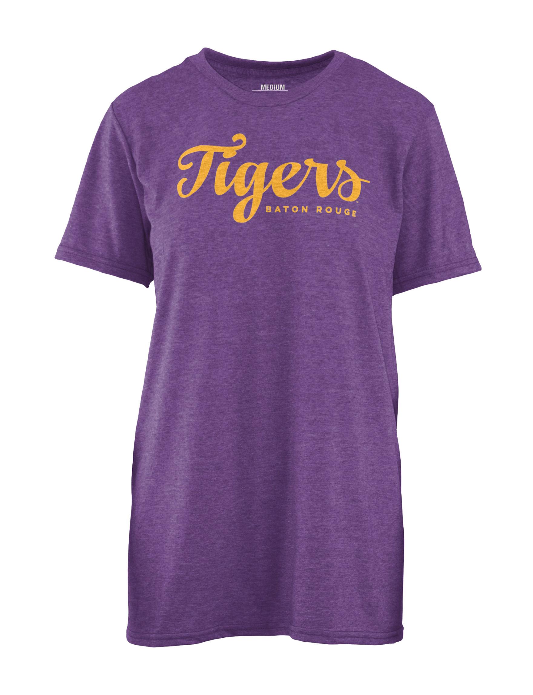 NCAA Purple Tees & Tanks