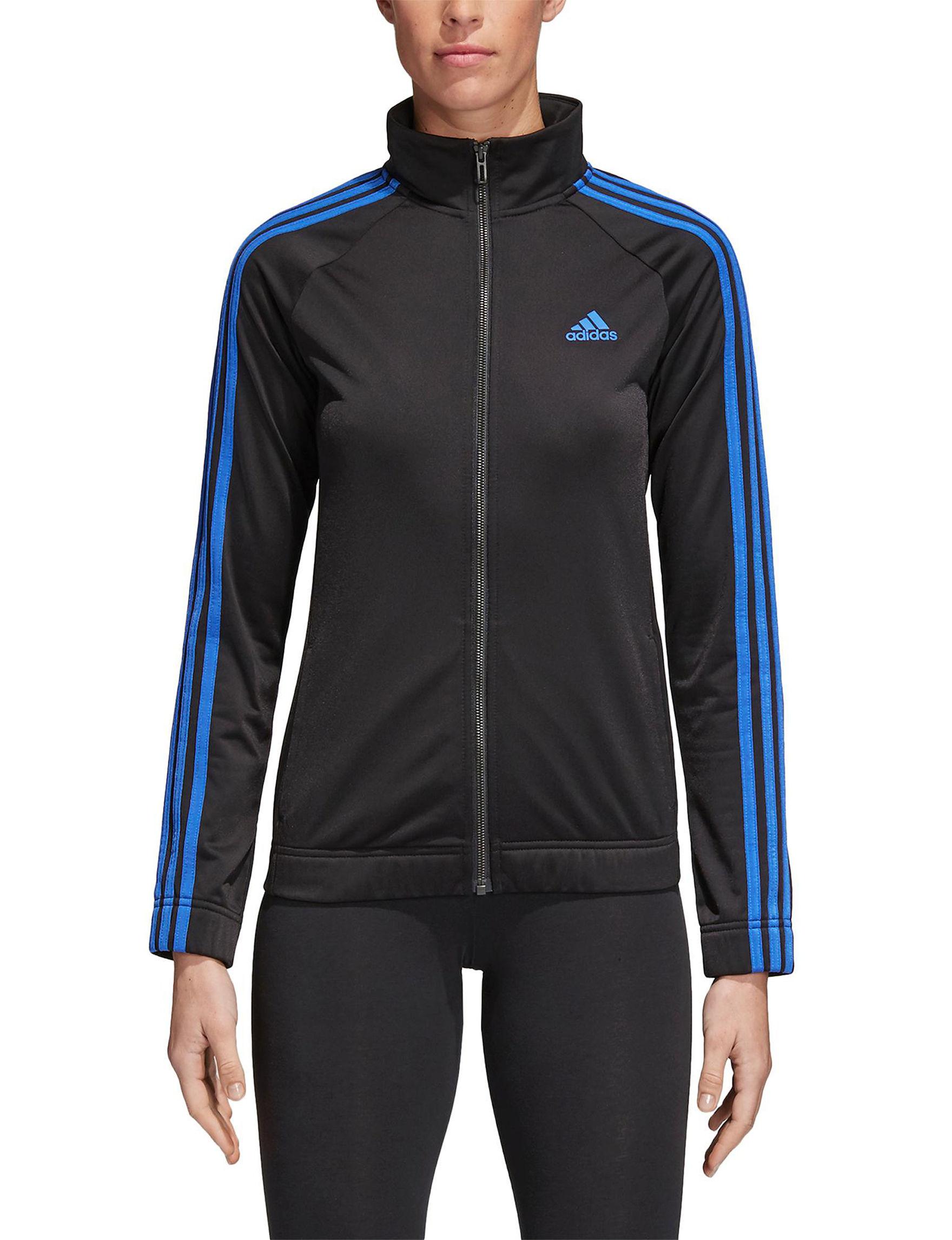Adidas Black Active Lightweight Jackets & Blazers