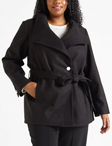617ab33081 Details Black Peacoats   Overcoats
