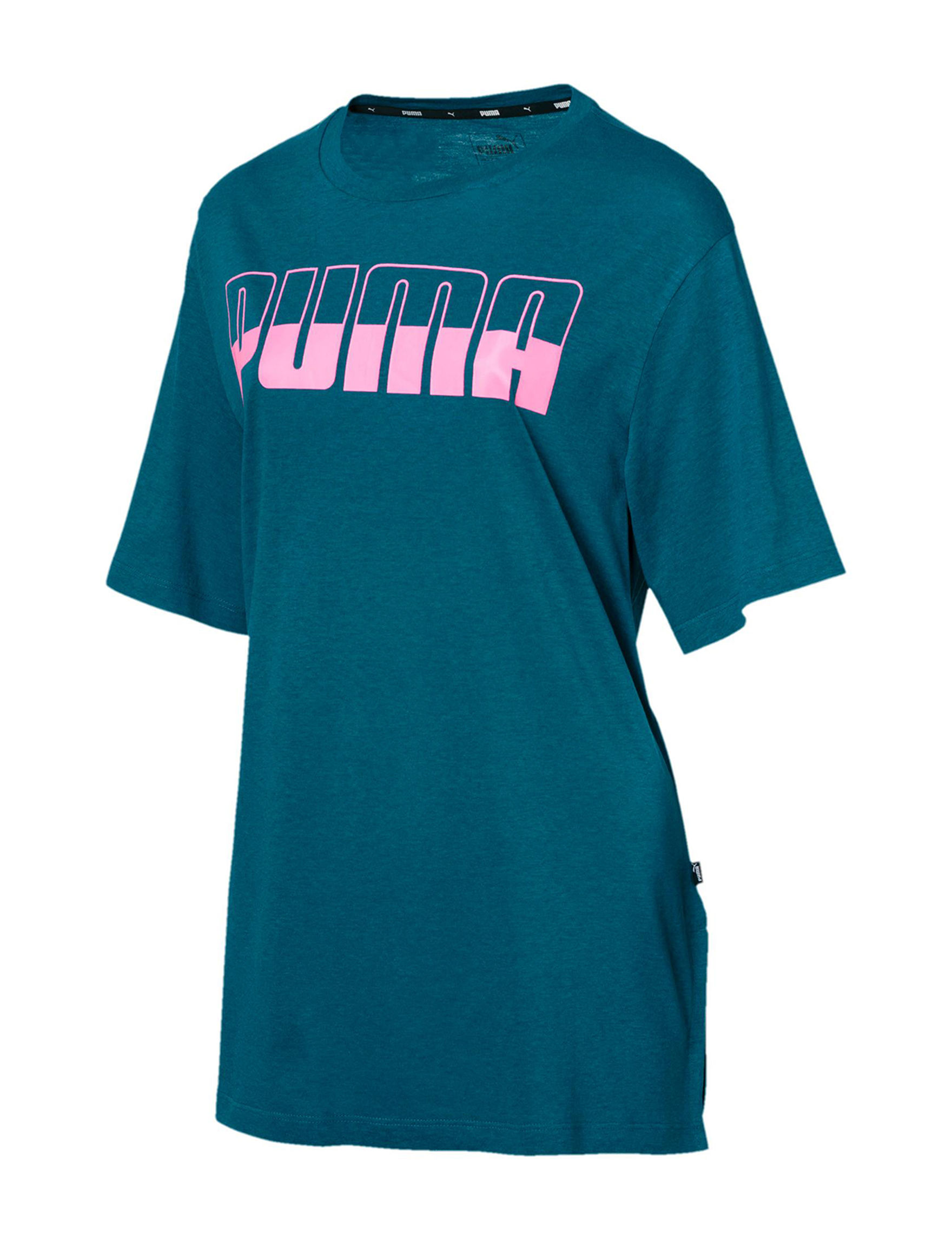 Puma Teal Tees & Tanks