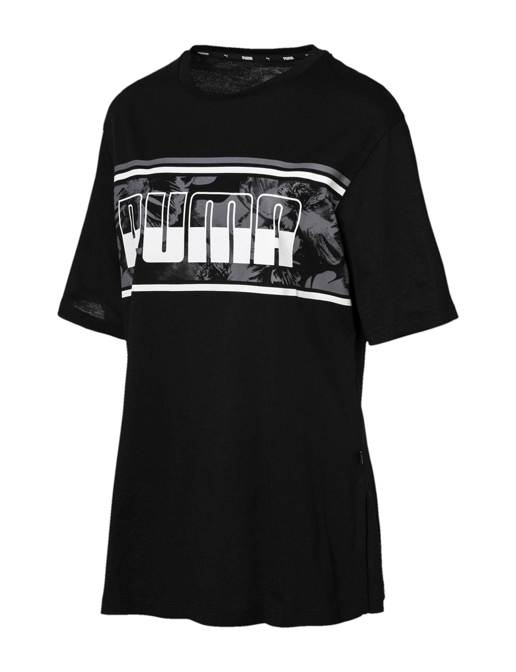 Puma Black Tees & Tanks