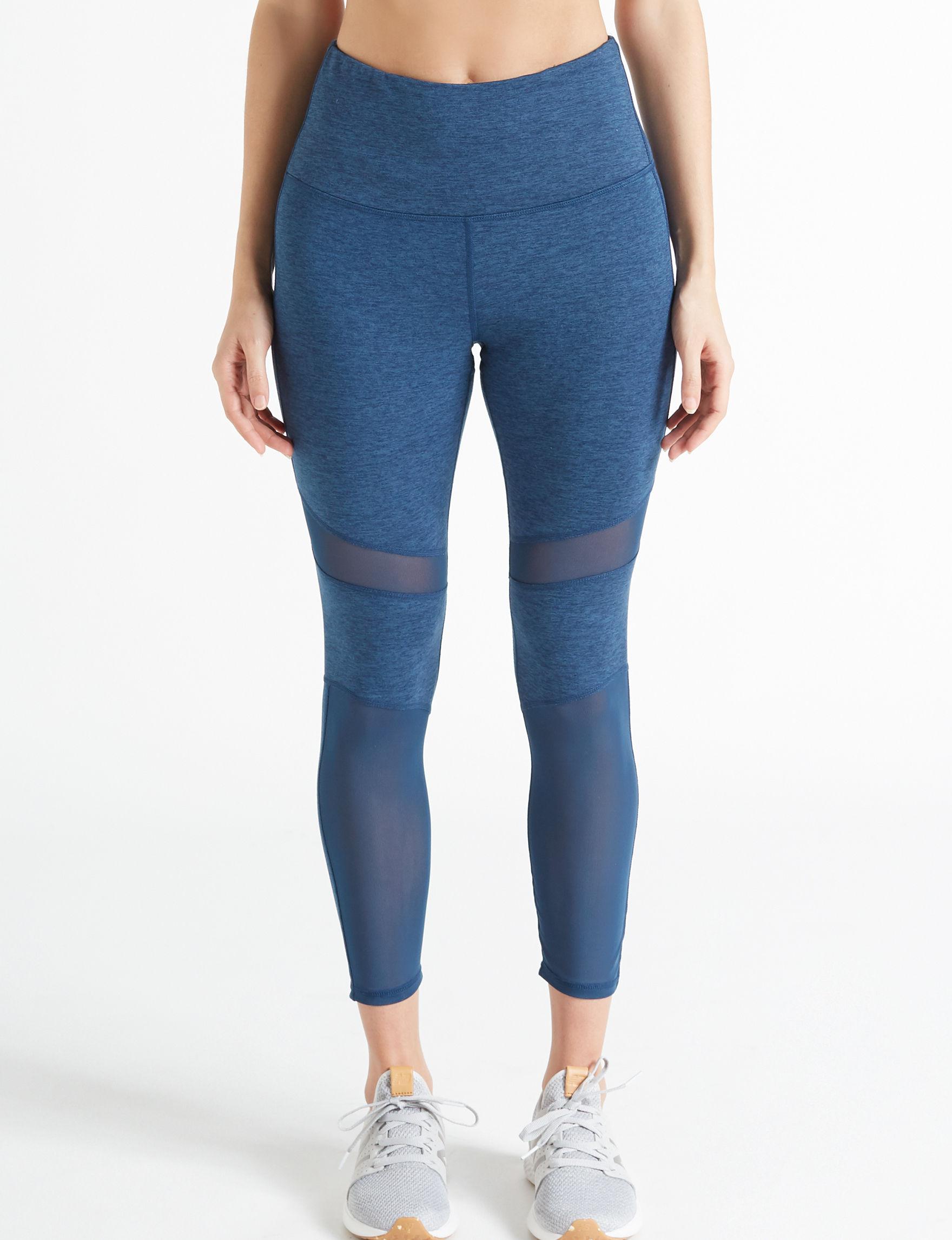 Gaiam Blue Leggings