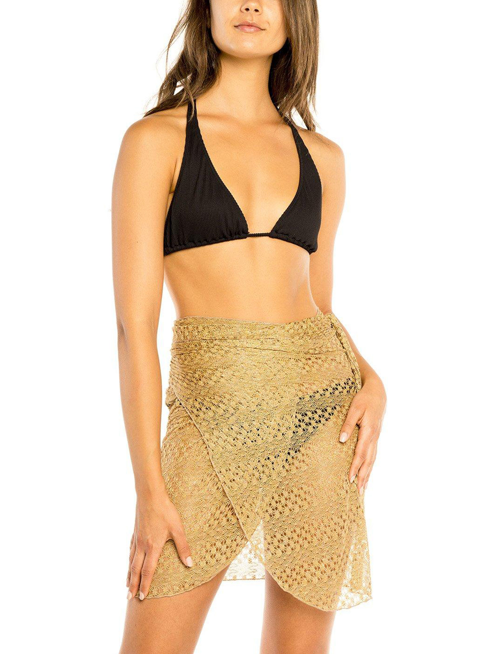 781d52453bd3 Jordan Taylor Beachwear Pareo Swim Cover-up Skirt