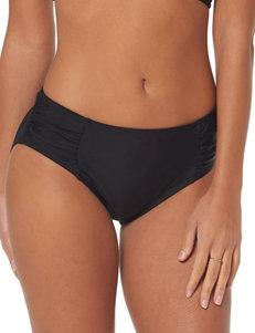 Skechers Black Swimsuit Bottoms Hipster