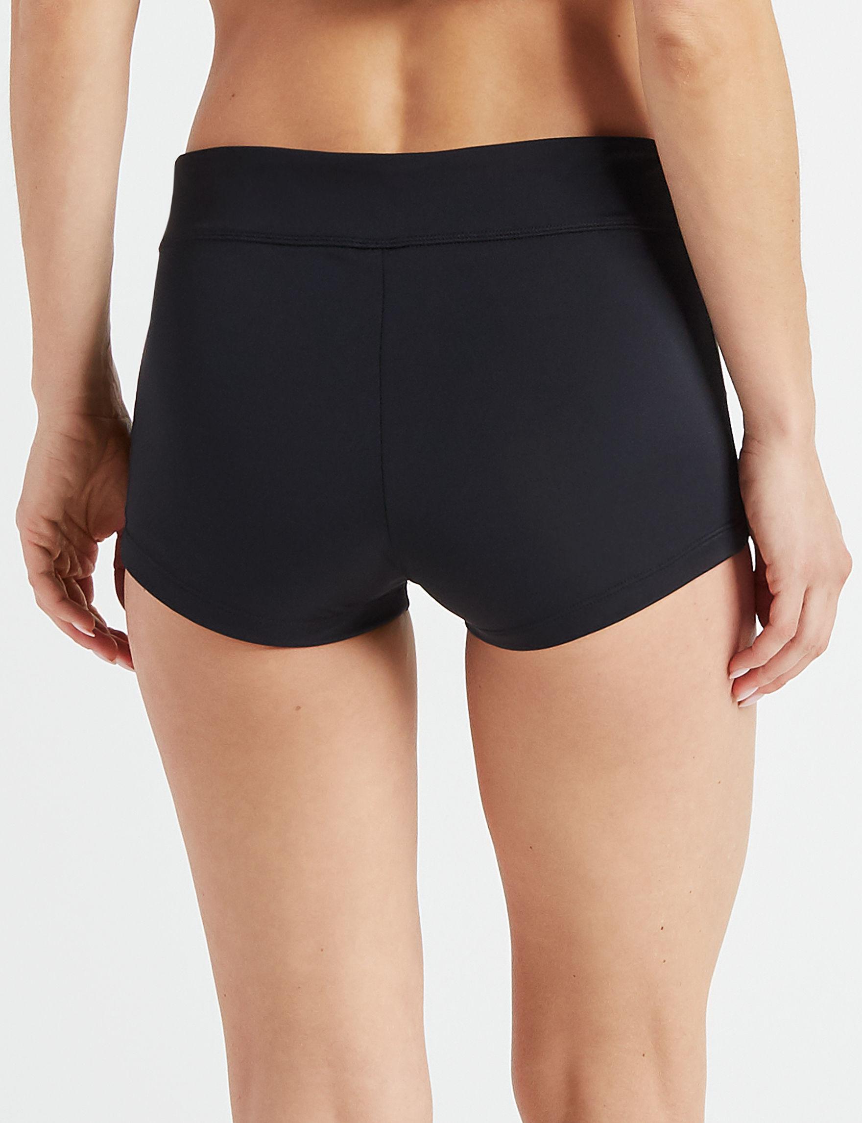 9b93e2116f Nike Women's Solid Kick Shorts Swim Bottoms | Stage Stores