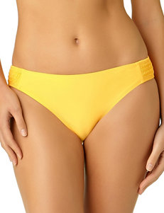California Sunshine Yellow Swimsuit Bottoms Hipster