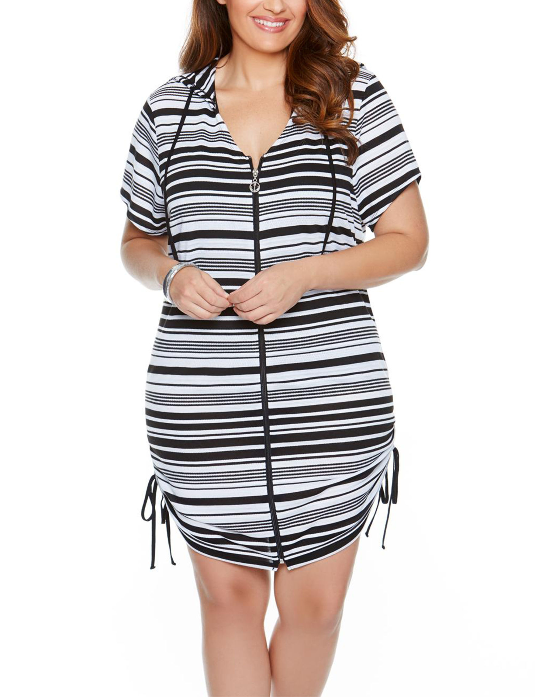 Wearbout Black / White Cover-Ups