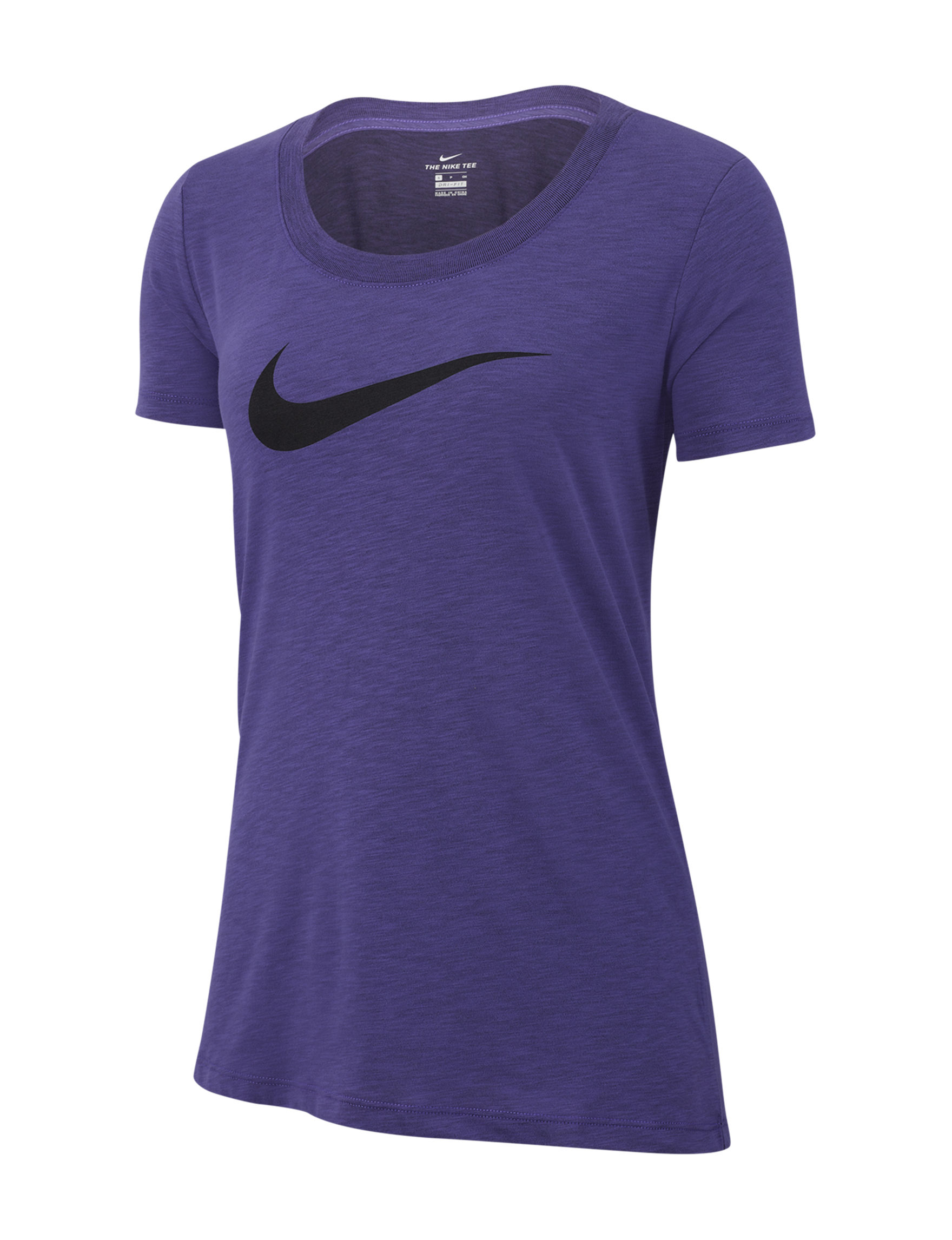 Nike Purple Tees & Tanks
