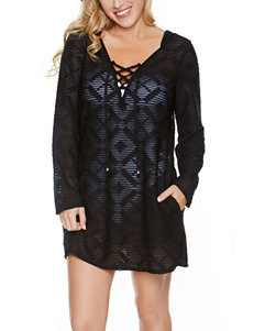 Wearbout Black Cover-Ups