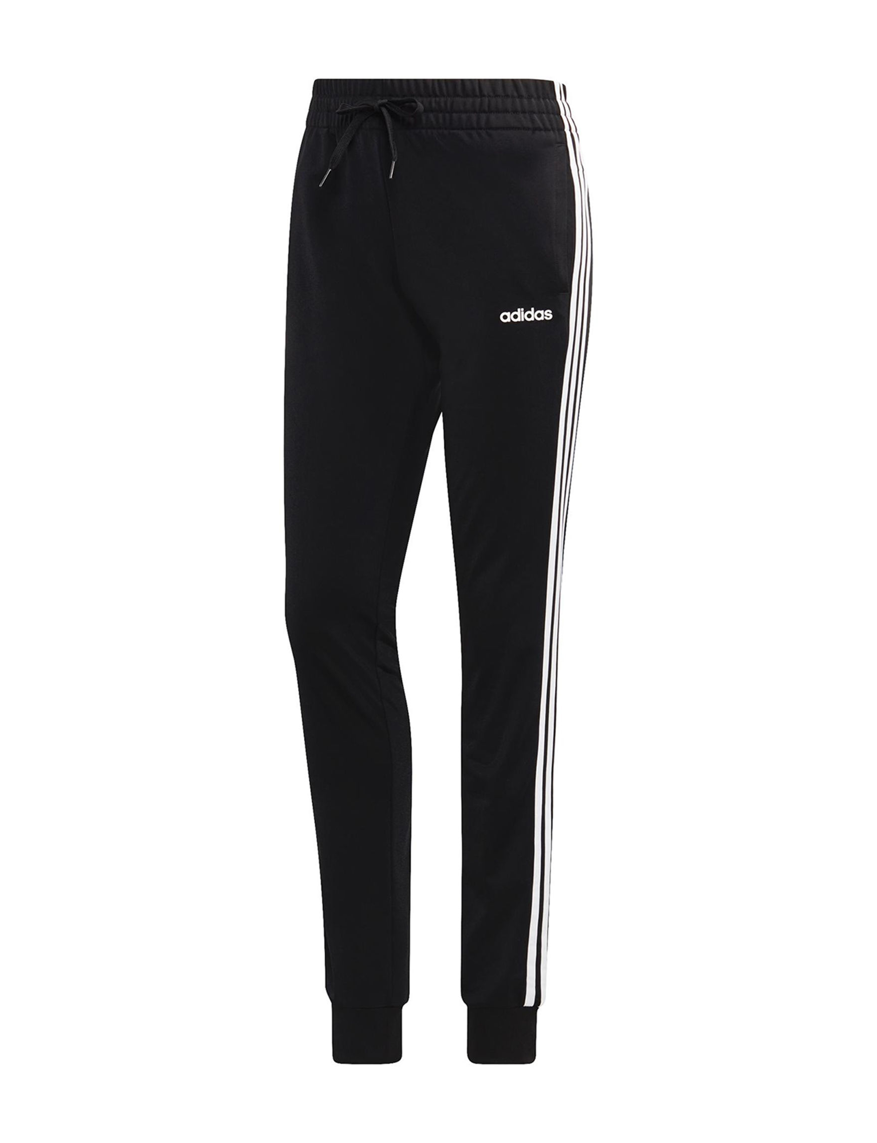 Adidas Black / White Jogger