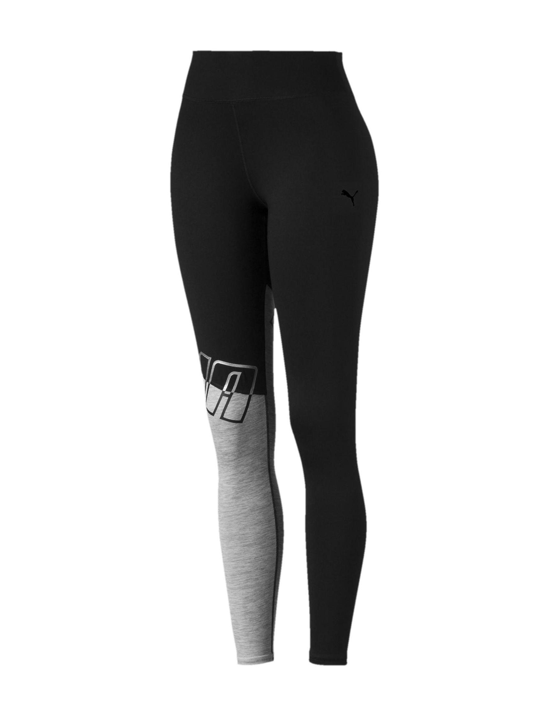 Puma Black / Grey Leggings