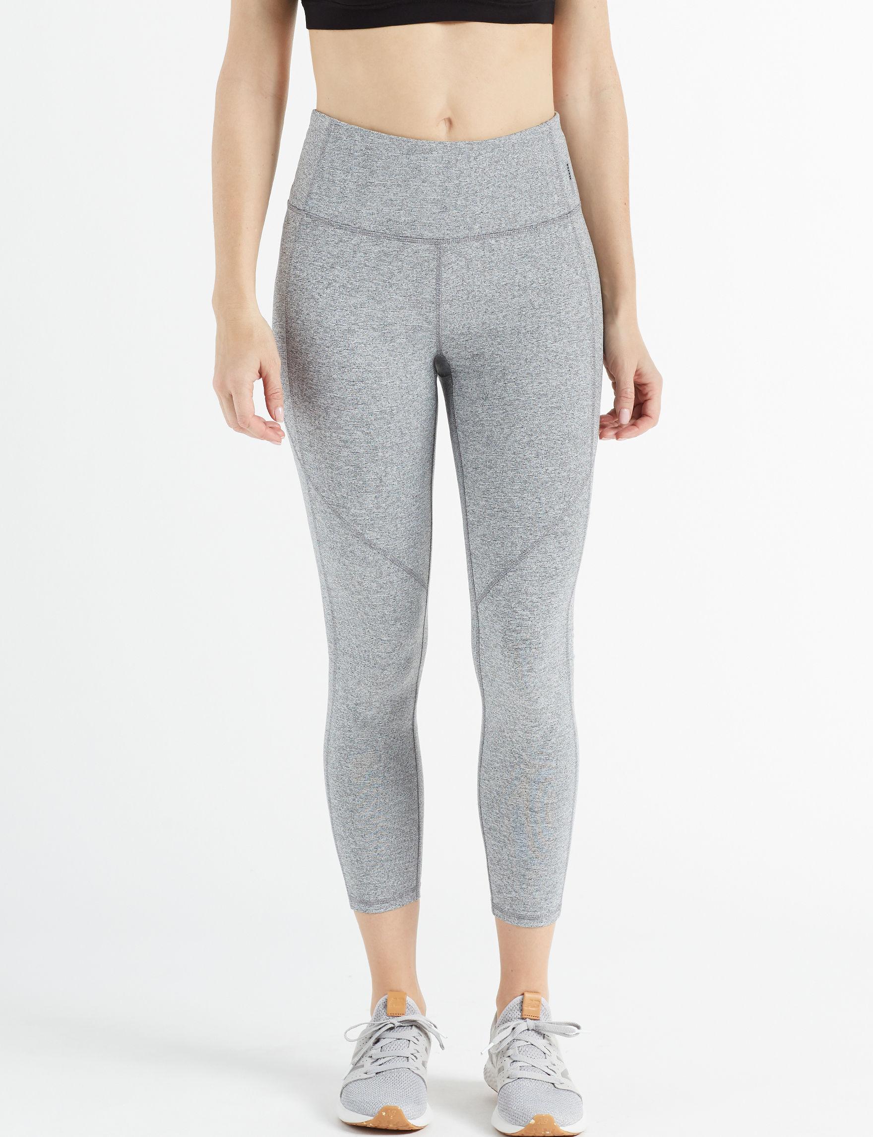 RBX Grey Active Leggings