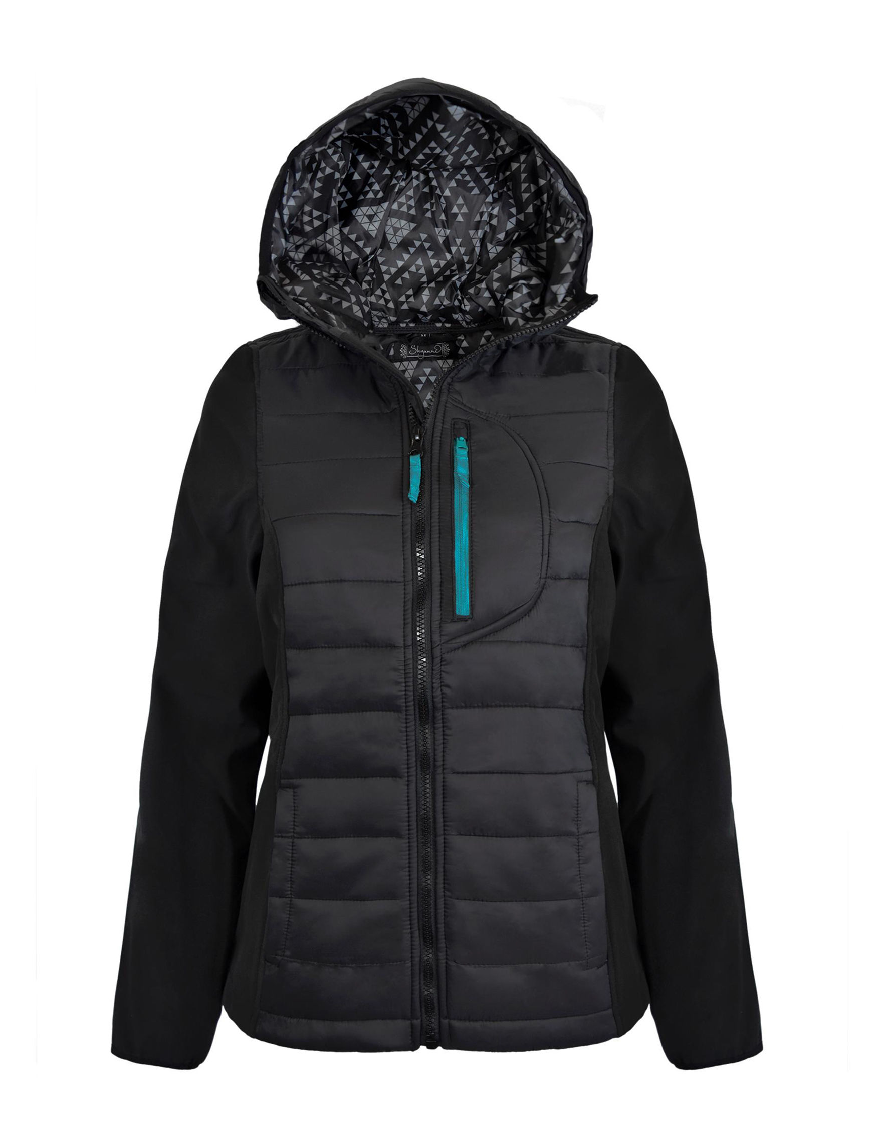 Victory Outfitters Women S Quilted Hooded Equestrian