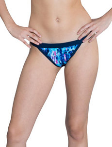 Dolfin Blue / Pink Swimsuit Bottoms