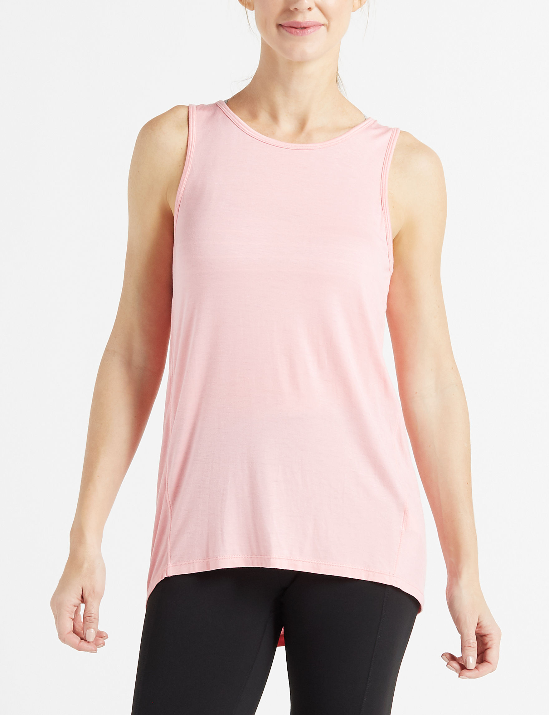 Gaiam Coral Active Tees & Tanks