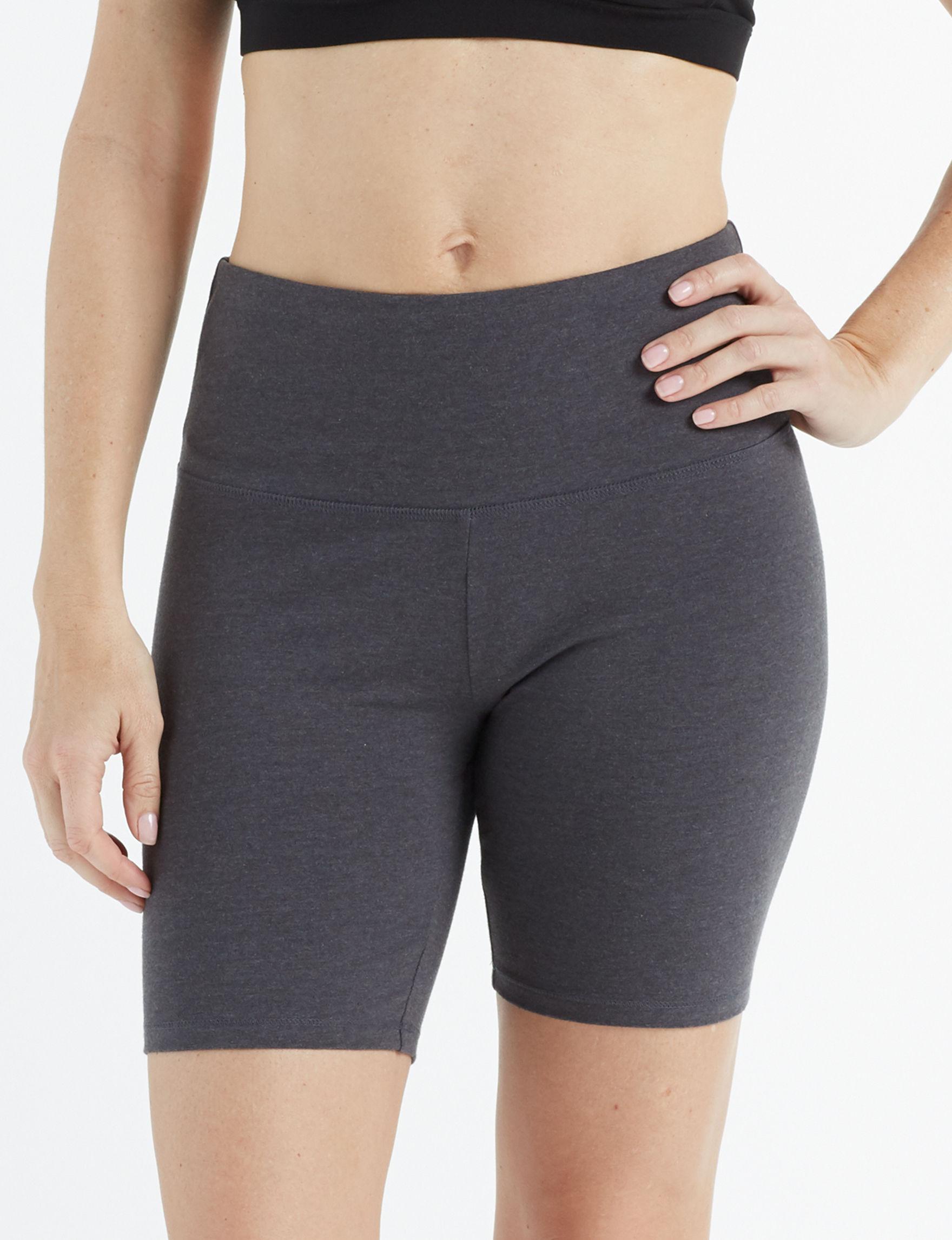 RBX Charcoal Biker Shorts