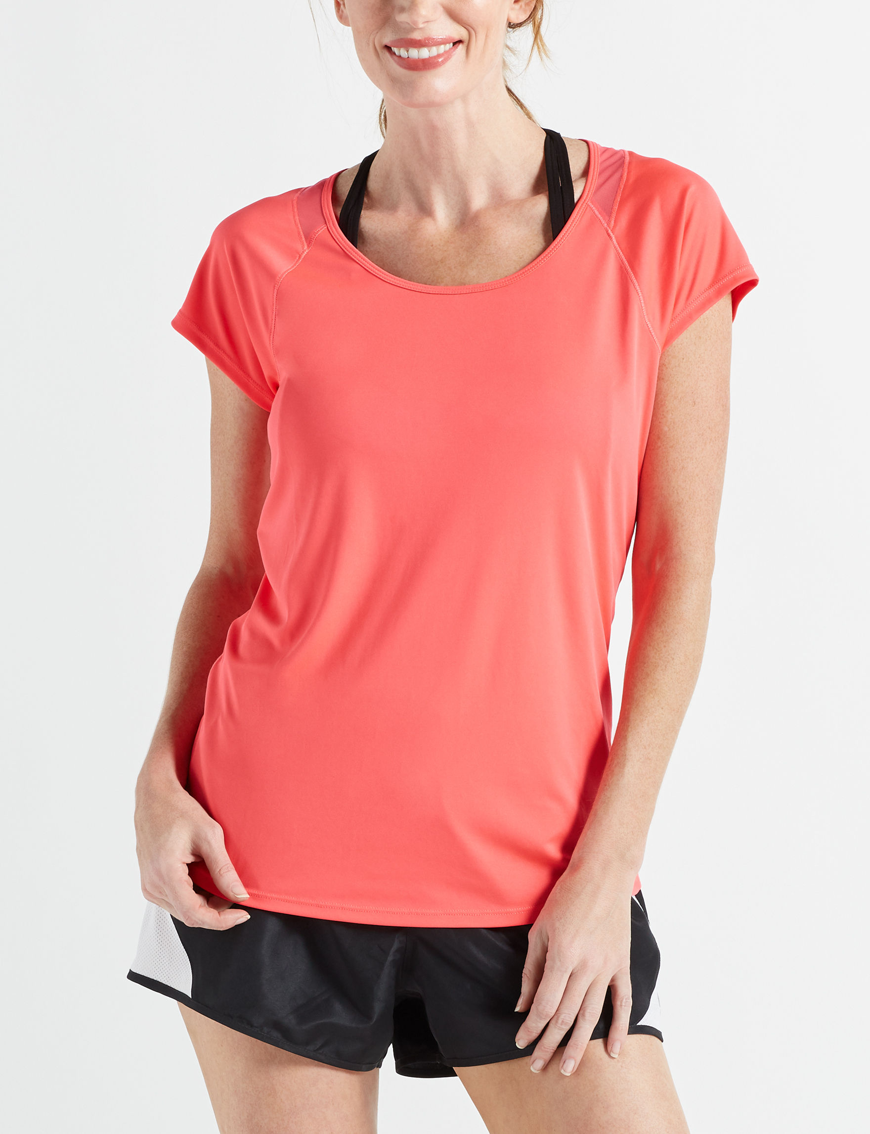 RBX Coral Active Tees & Tanks