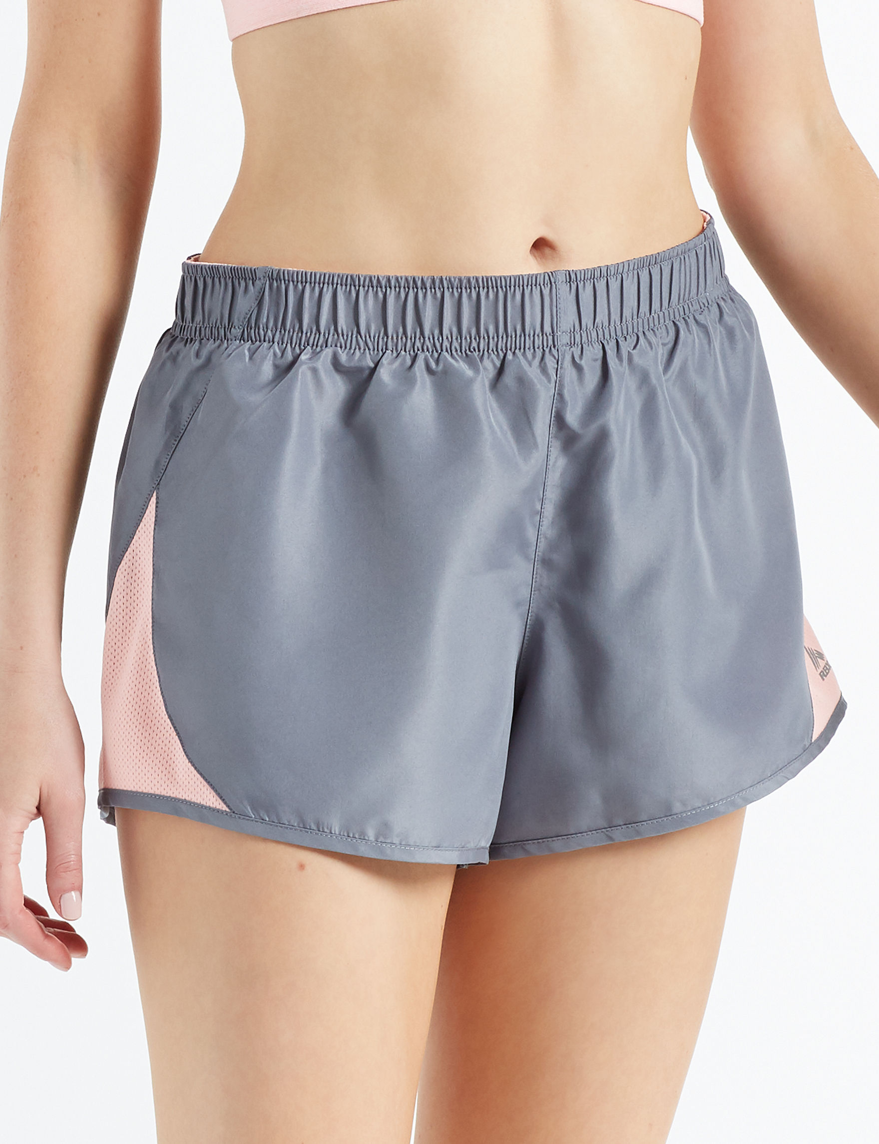 RBX Grey Multi Active Soft Shorts