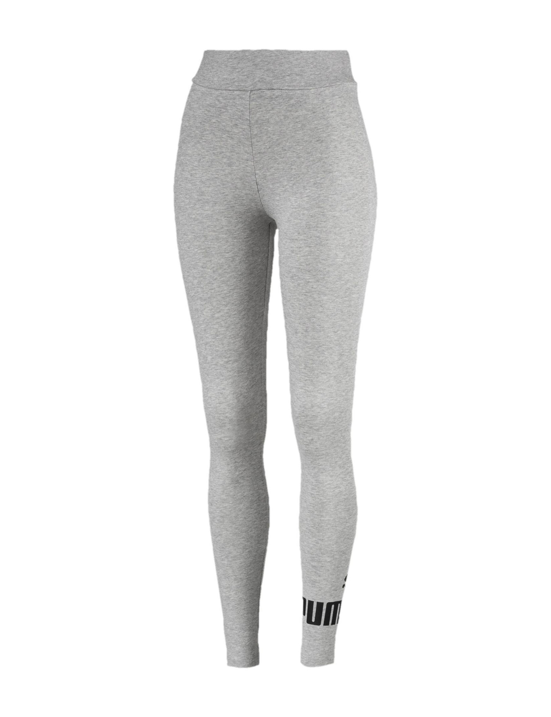 Puma Dark Heather Grey Active Leggings