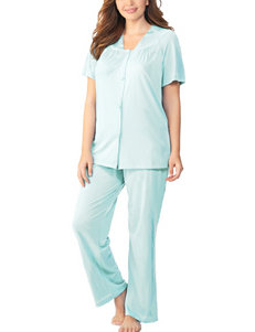 45aede77a7 Exquisite Form Azure Mist Pajama Sets