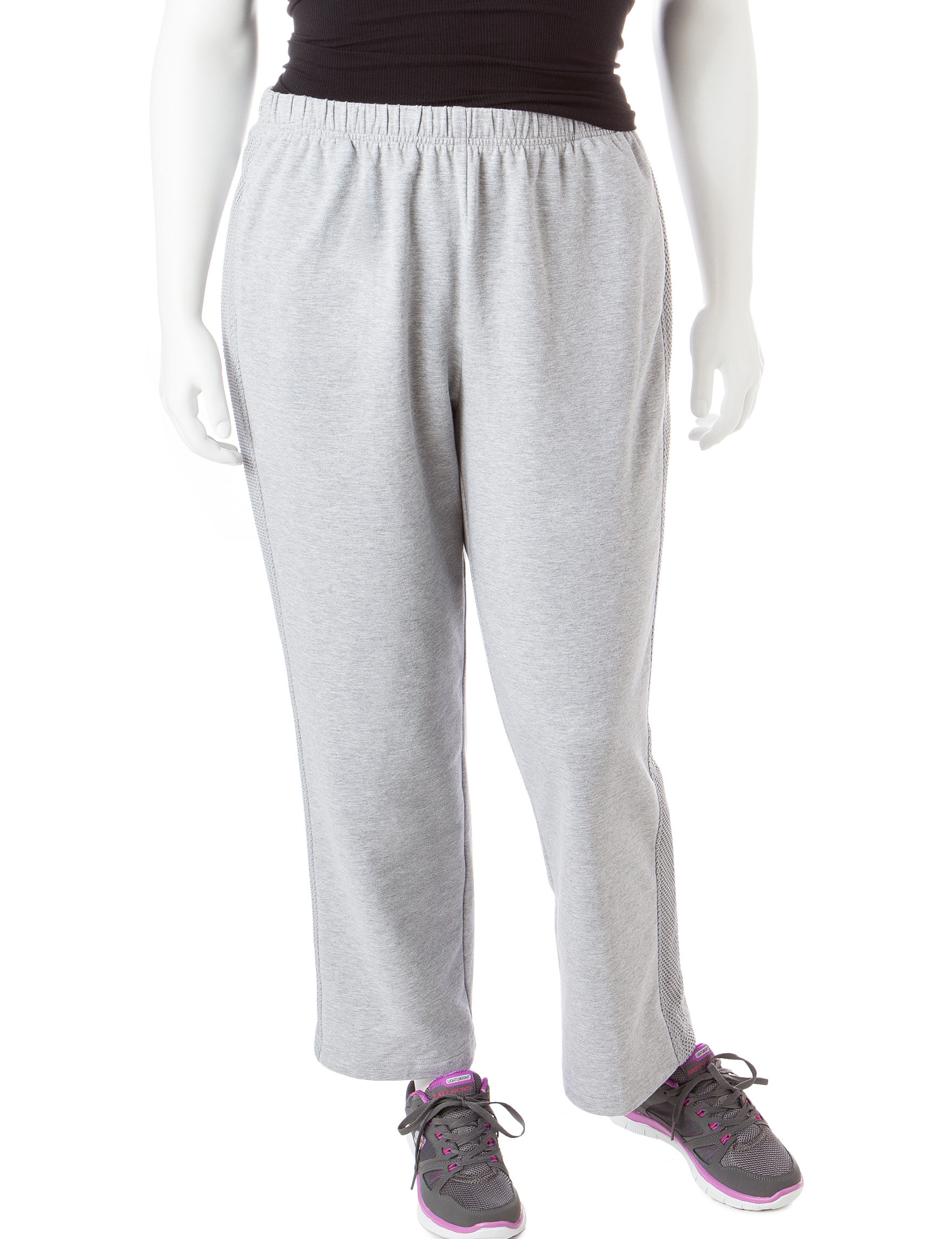 Alfred Dunner Heather Grey