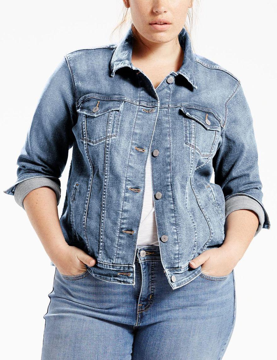Womens levis denim jacket