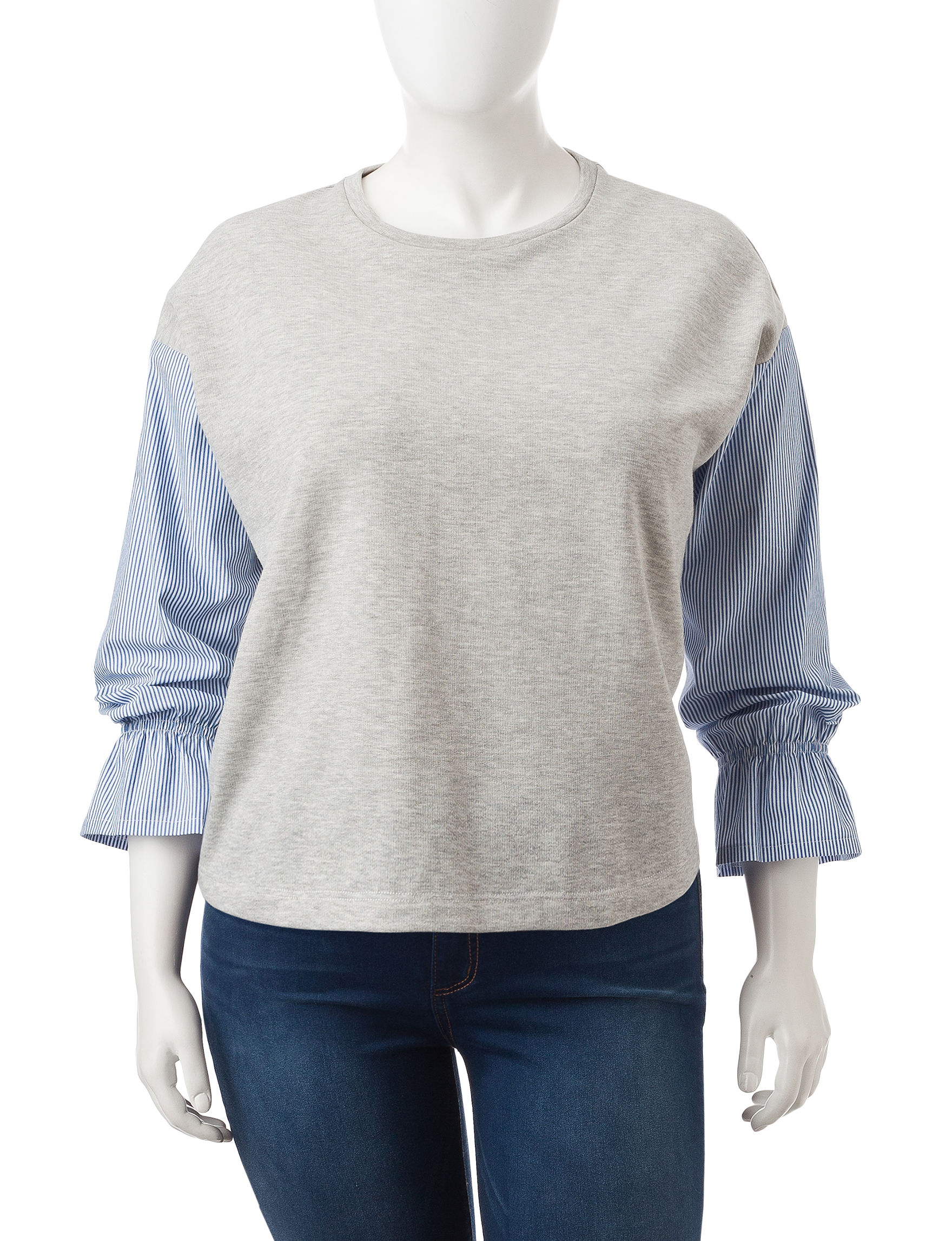 Hannah Grey Pull-overs
