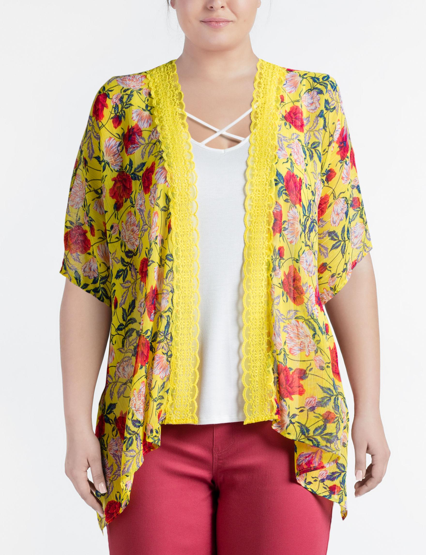 Signature Studio Lemon Shirts & Blouses