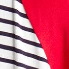 White / Navy / Red