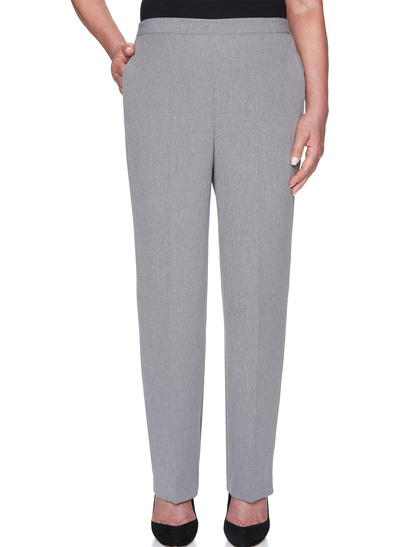 c84563711eb Alfred Dunner Plus-size Short Length Pants