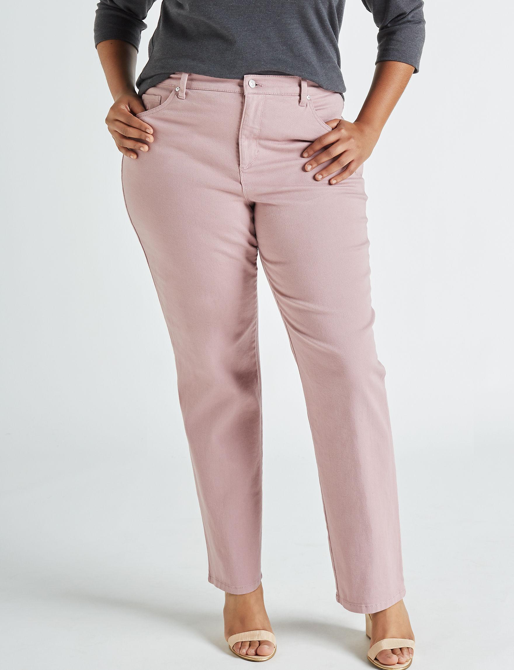 ad9c662795a Gloria Vanderbilt Plus-size Amanda Classic Average Length Jeans