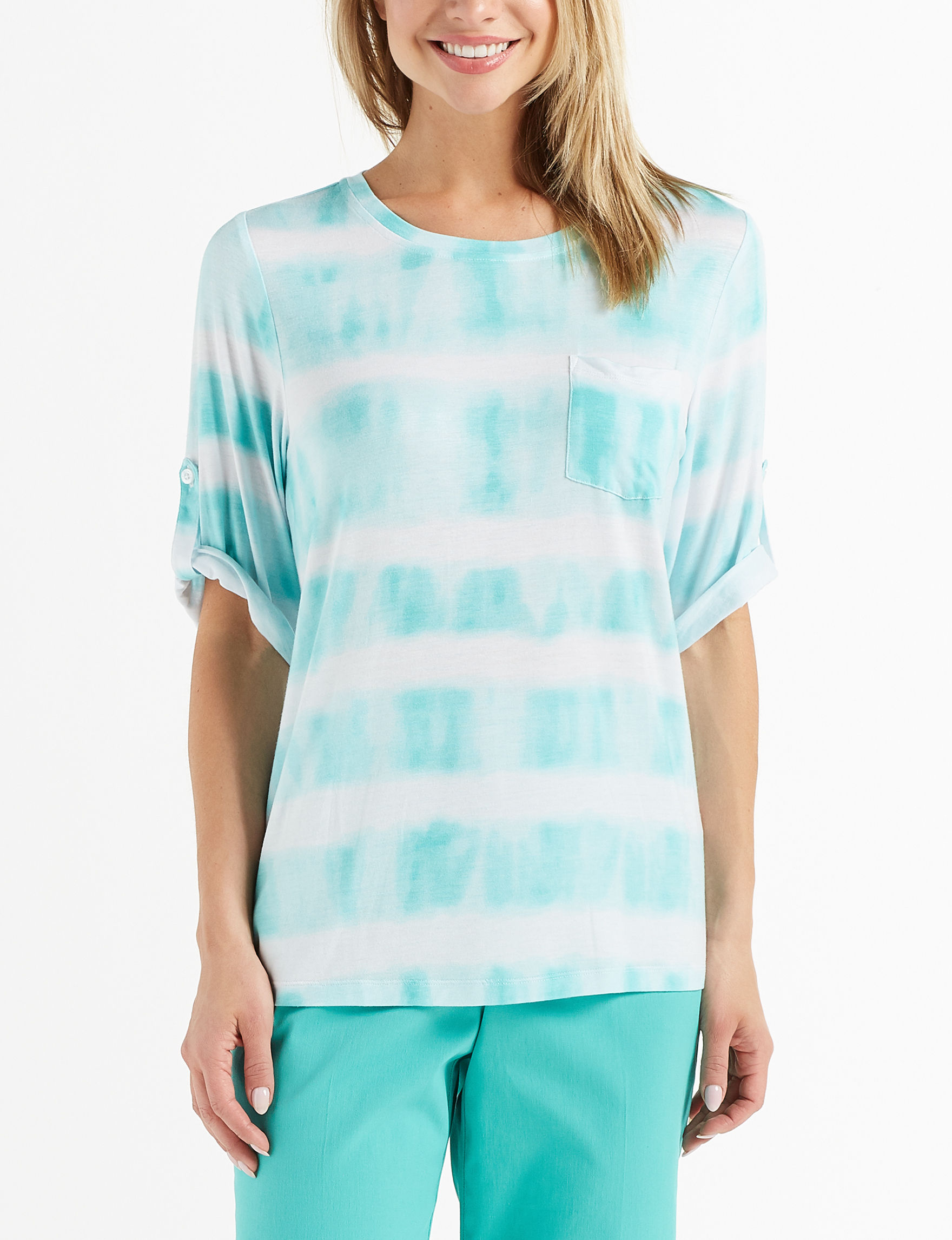 Cathy Daniels Bermuda Shirts & Blouses