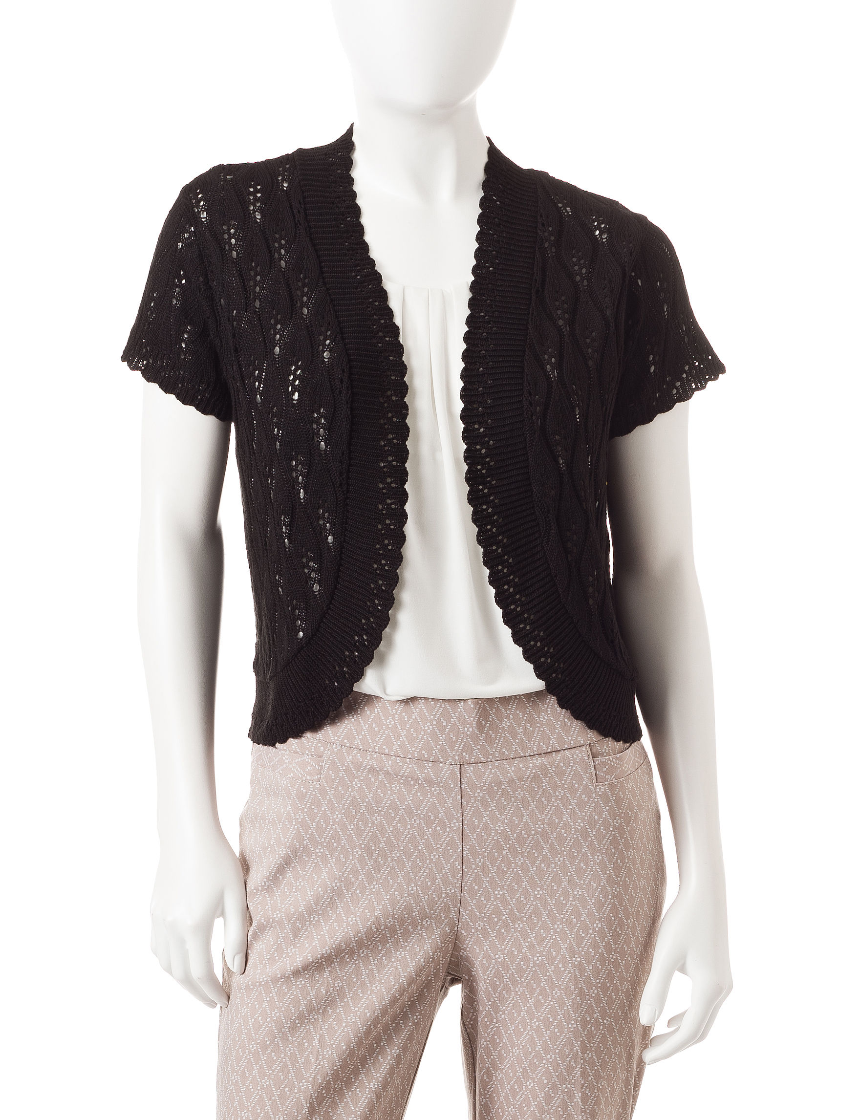 NY Collection Petite Bolero Shrug Sweater | Stage Stores