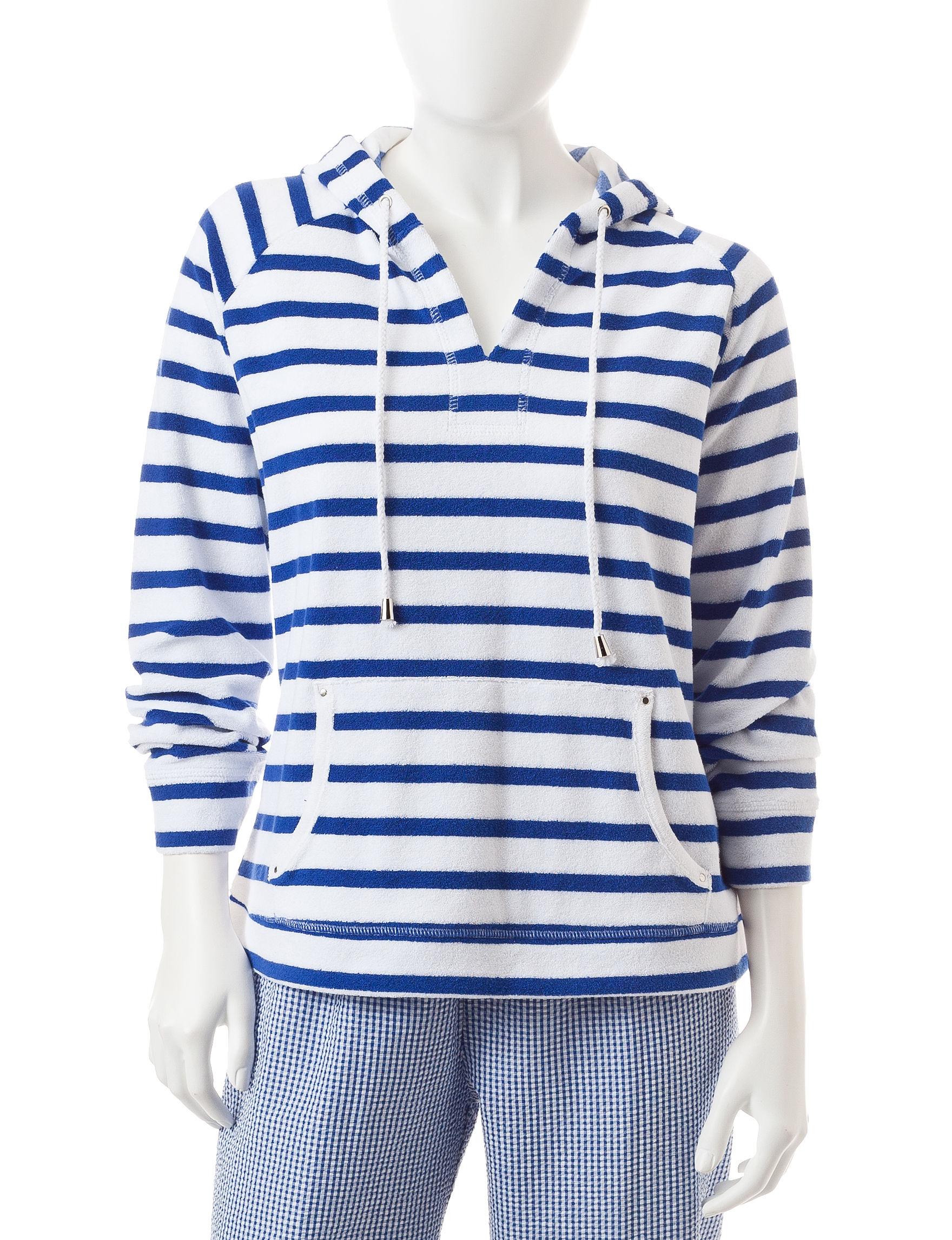 Cathy Daniels Blue Lightweight Jackets & Blazers
