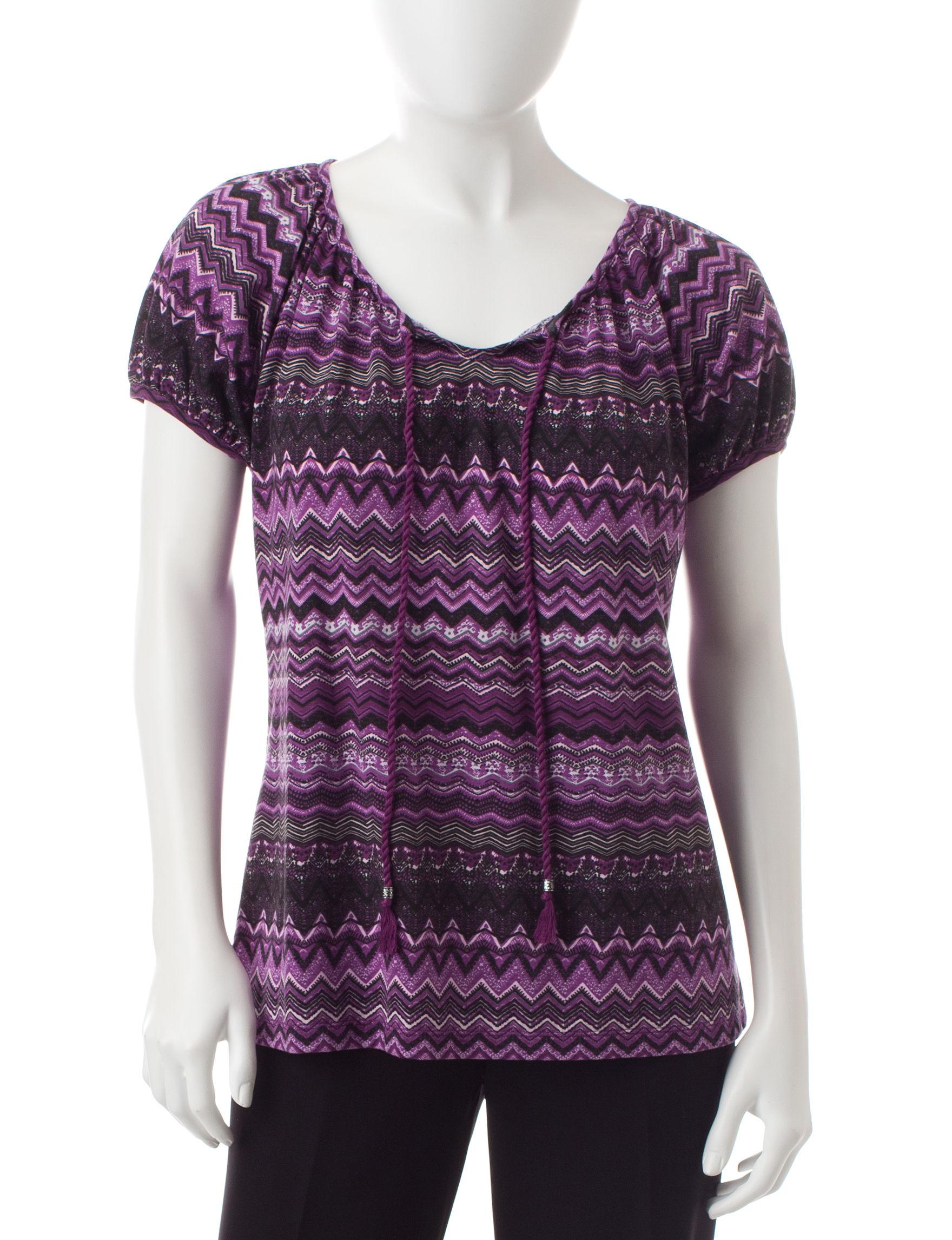 Rebecca Malone Berry Shirts & Blouses