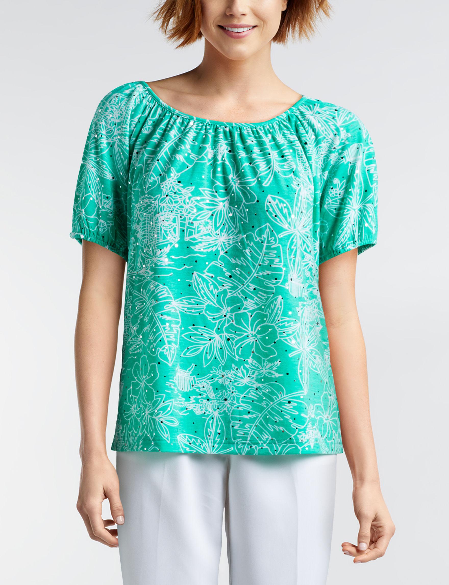 Rebecca Malone Mint Shirts & Blouses