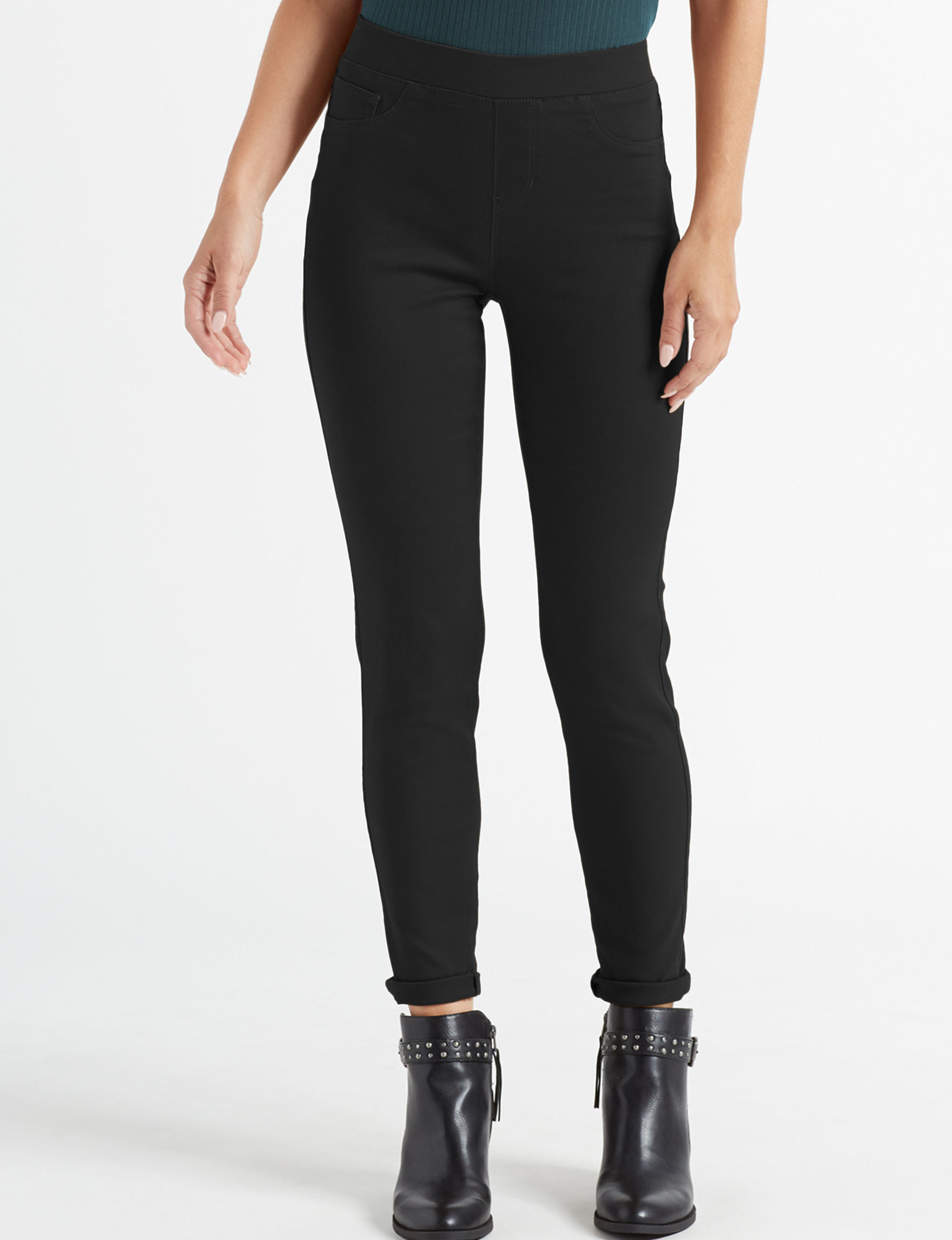 Sound Style Black Leggings