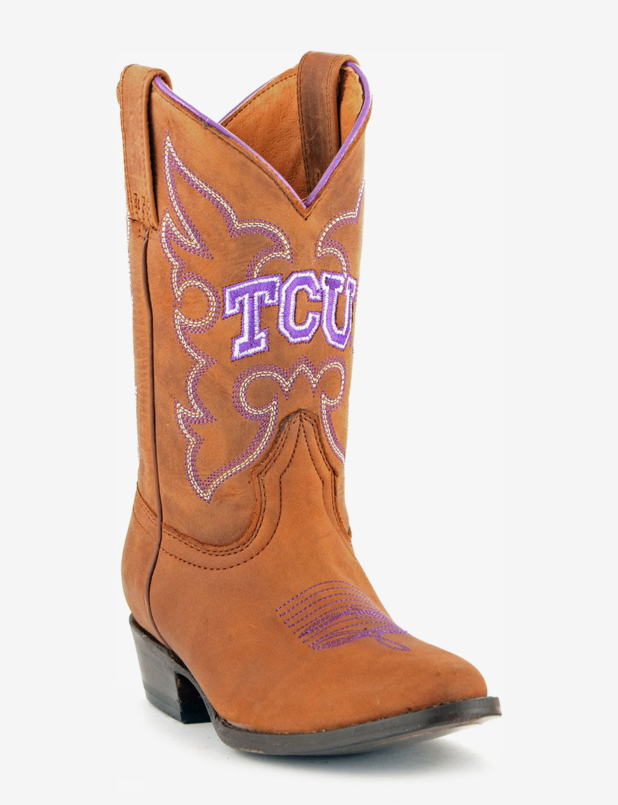 Someday by Gameday Boots Brown Western & Cowboy Boots