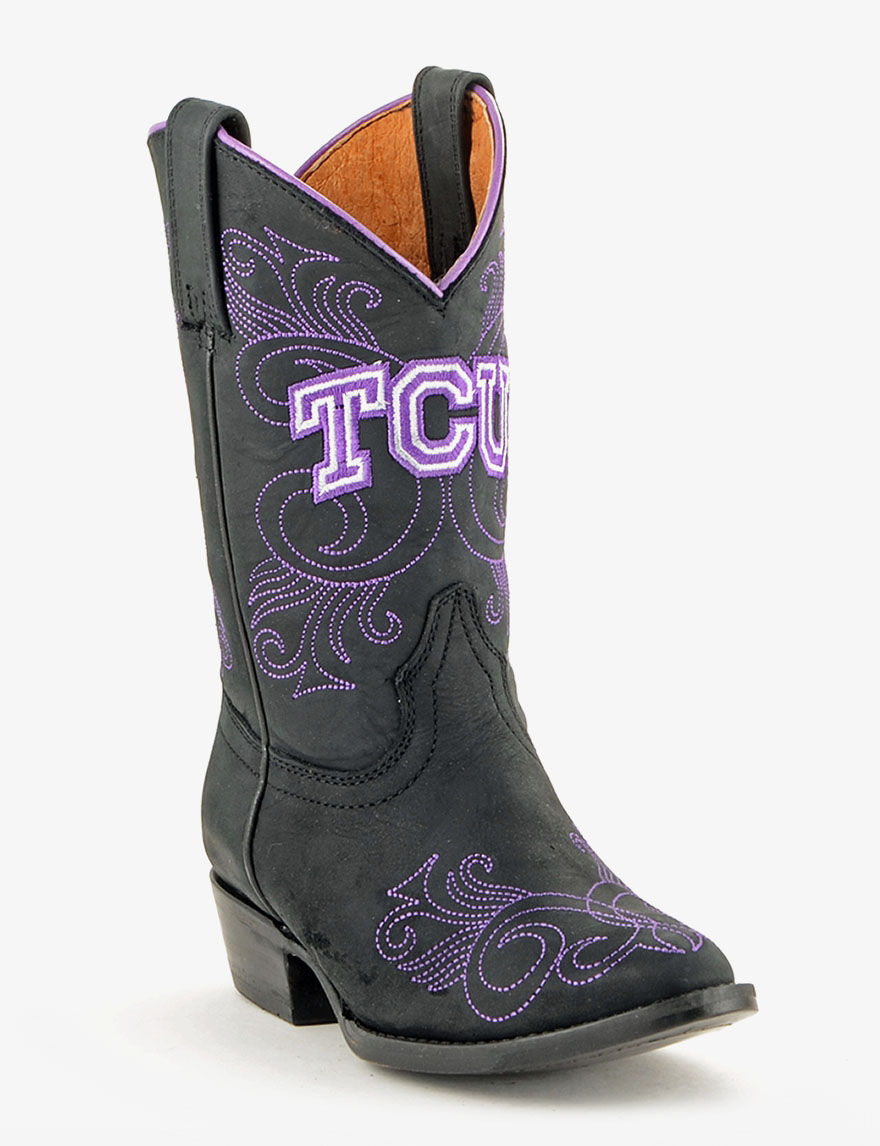 Someday by Gameday Boots Black Western & Cowboy Boots