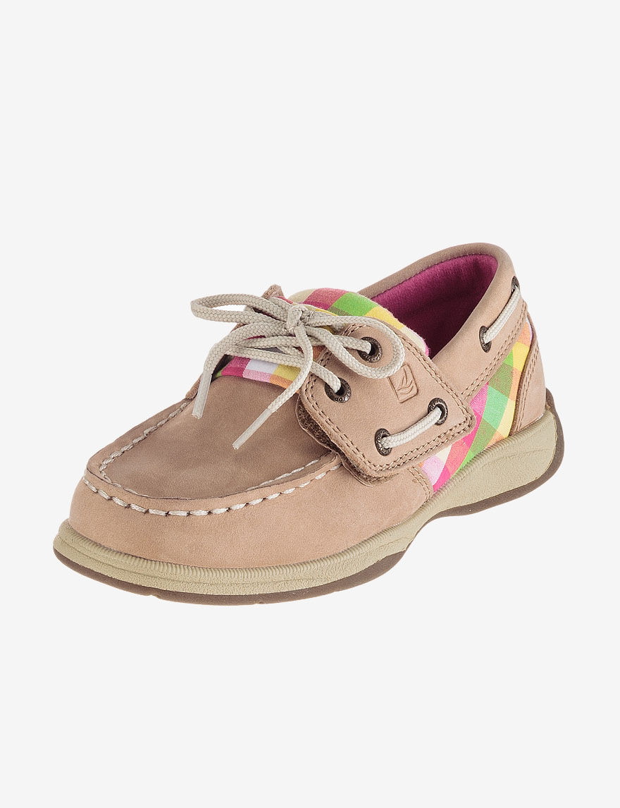e6471f6135fd ... UPC 044214443987 product image for Sperry Top-Sider Intrepid Boat Shoe  - Toddler Girls 5 ...