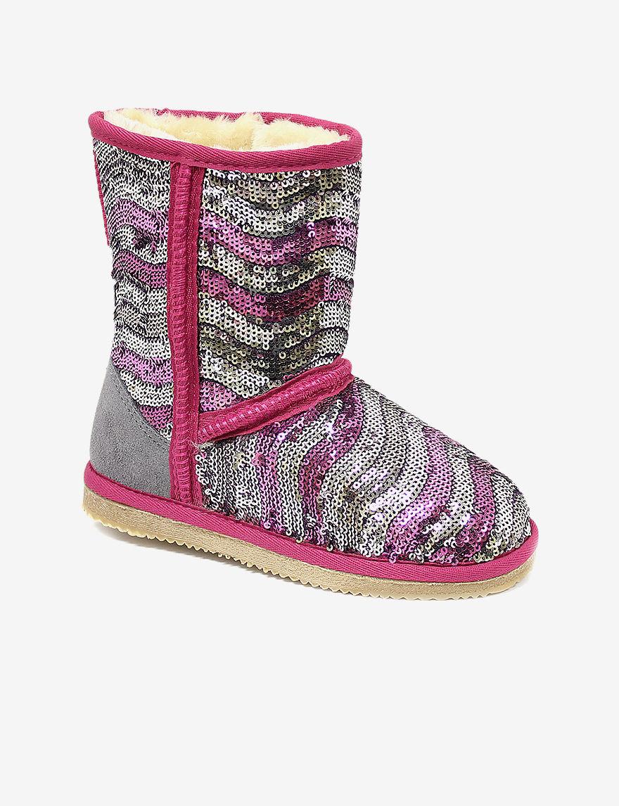 LAMO Footwear Pink