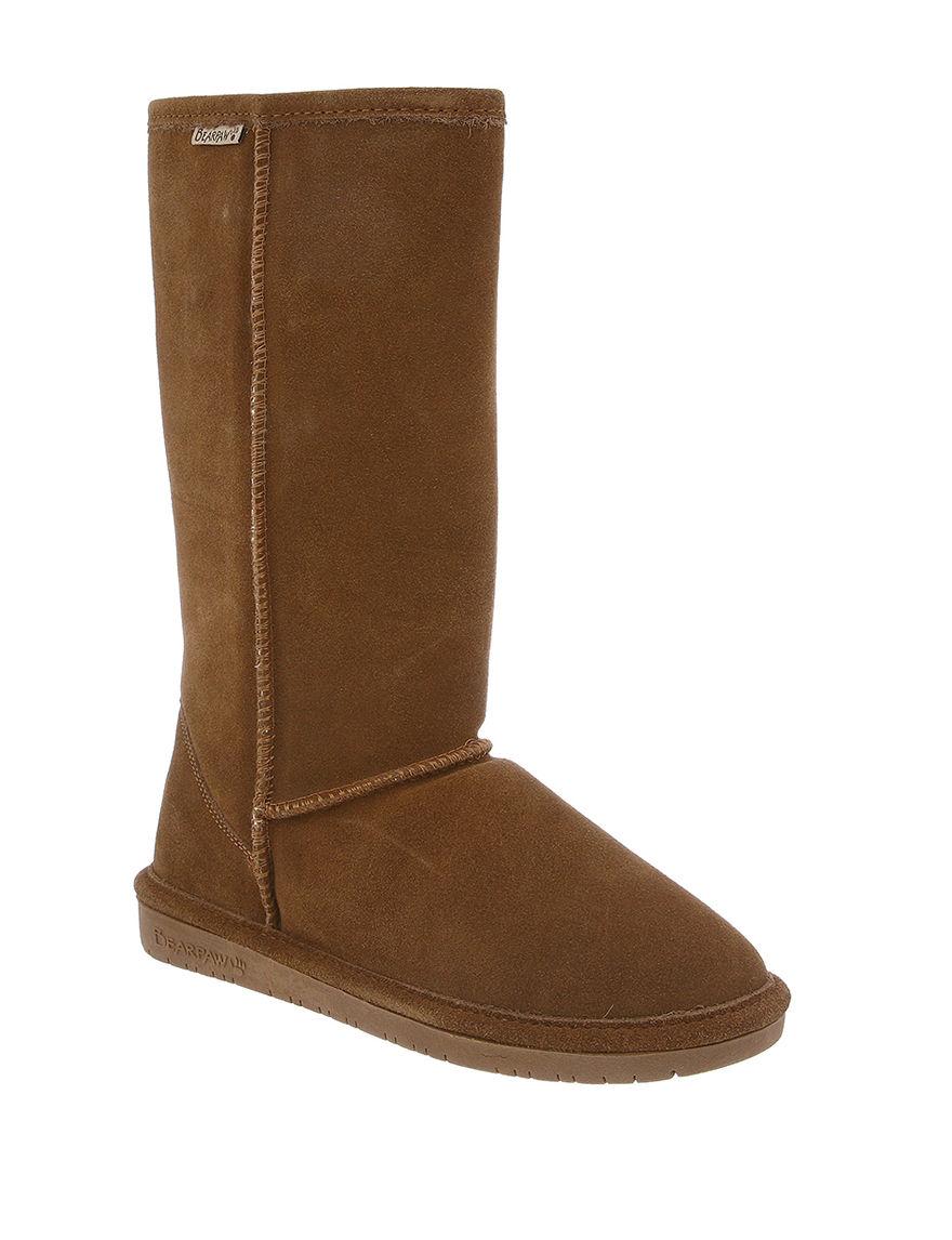 Bearpaw Light Brown Winter Boots