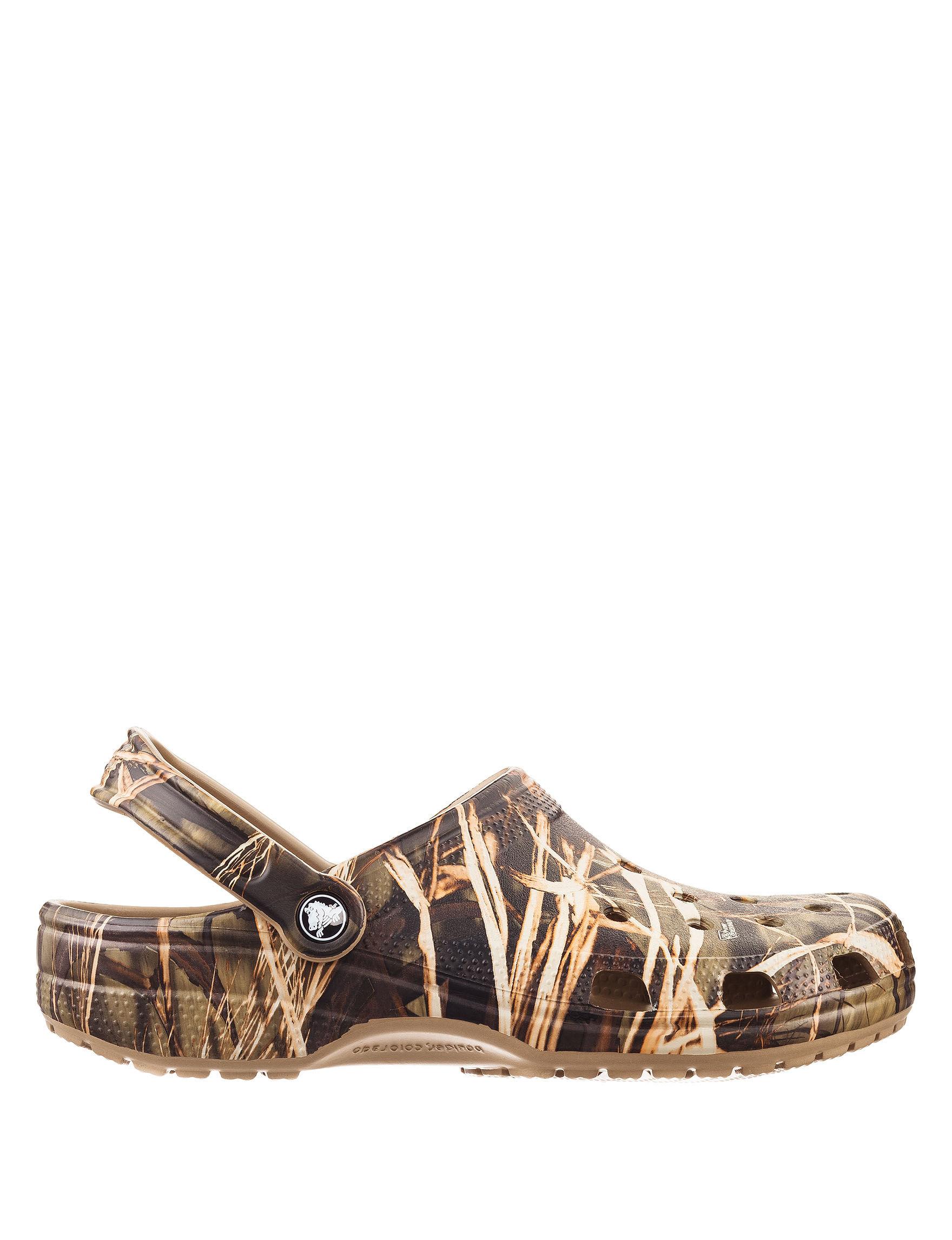 fef0c6c51 Crocs Men s Classic Camo Clogs