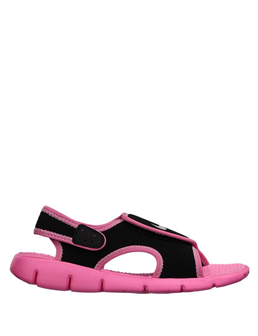 b2f5dd50c ... Kid UPC 826215035695 product image for Nike Sunray Adjust Athletic  Sandals Toddler Girls 5-10 -