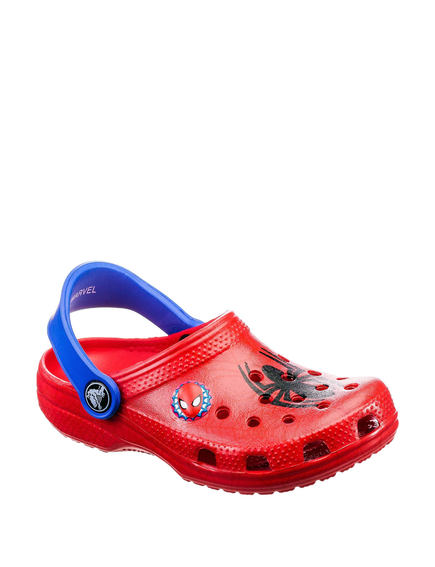 Crocs Red