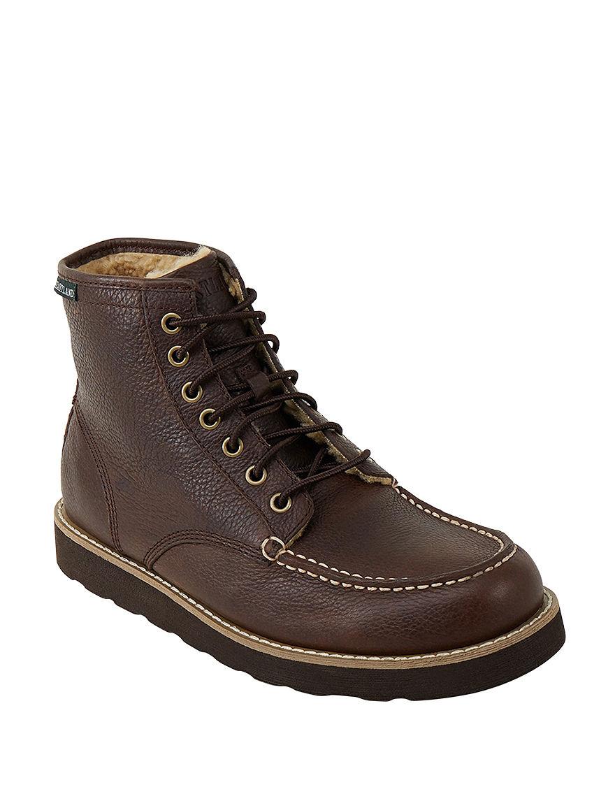 Eastland Brown Winter Boots