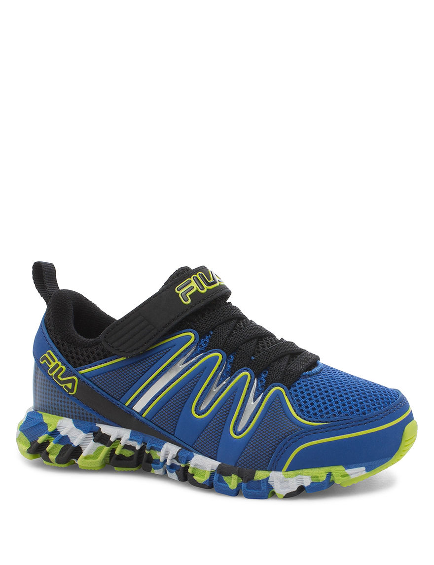 FILA Crater 4 Athletic Shoes – Toddler Boys 5 10