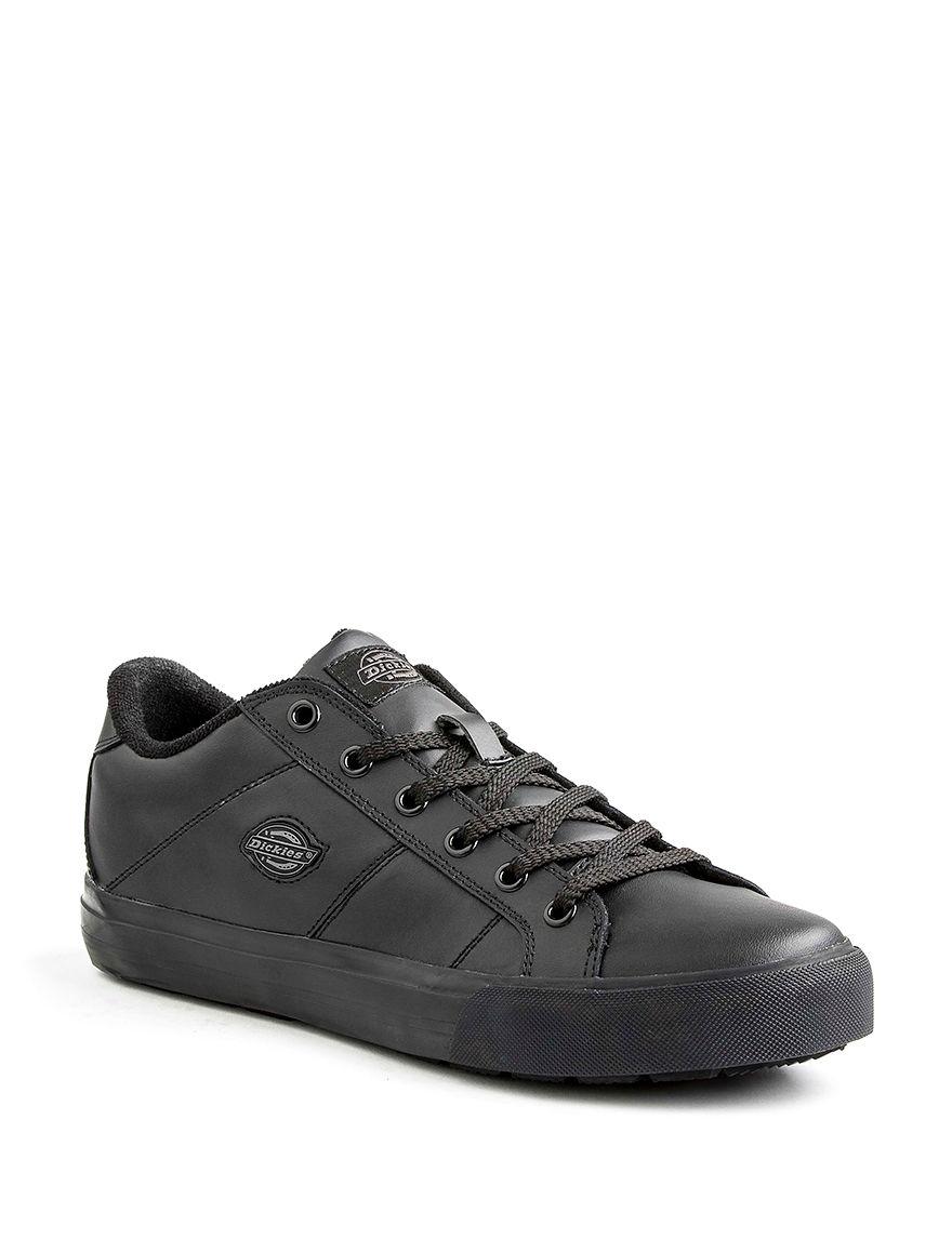 Dickies Black Slip Resistant