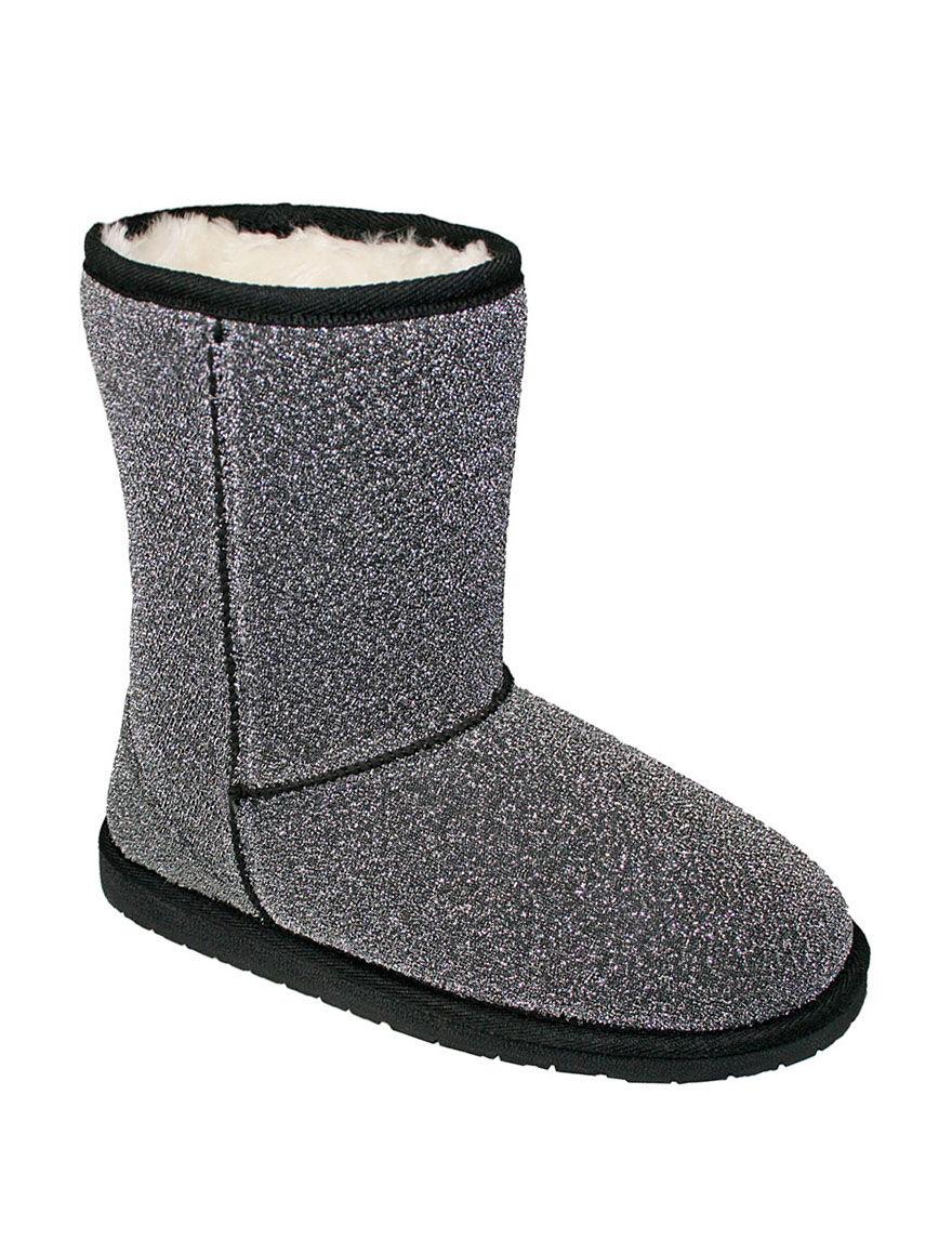 USA Dawgs Grey Winter Boots